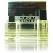 Quorum Silver Set 100ml After Shave Antonio Puig