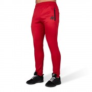 Gorilla Wear Bridgeport Joggingsbroek - Rood - L