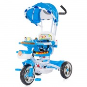 Tricicleta Chipolino Friends Blue White