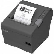 EPSON Mini Printer TM-T88V-084 Termica 80MM Serial/USB Negra C31CA85084