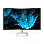 "Philips ívelt VA monitor 27"" - 278E9QJAB/00, 1920x1080, 16:9, 250 cd/m2, 4ms, VGA, HDMI, DisplayPort, hangszóró,Freesync"