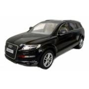 Masina Rastar Audi Q7 RASTAR 1 14 RTR - Negru cu telecomanda