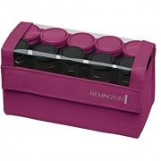 Remington H1015 Compact Ceramic Worldwide Voltage Hair Setter Hair Rollers 1-1 Inch Pink