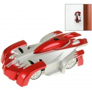 Superior Cool Control De Infrarrojos De Coches De Juguete De Control Remoto RC Coche Muro Escalador Escalada Stunt Car (rojo)