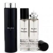 Chanel Bleu de Chanel Twist & Spray Pánská dárková sada