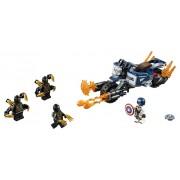 CAPTAIN AMERICA: ATACUL OUTRIDERILOR - LEGO (76123)