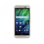 Калъф за HTC One 3 M9, страничен протектор с гръб, термополиуретанов, CaseMate Tough Naked Case, прозрачен