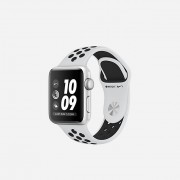 Apple Watch Nike⁠+ Series 3 (GPS) 38 mm Laufuhr - Silver