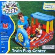Bestway Бестуей Надуваем Център - влак с топки за игра 52121