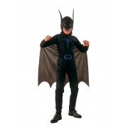 Costum Carnaval Copii Liliac Batman