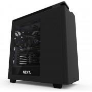 NZXT H440 Midi-Toren Zwart computerbehuizing