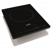 Plita independenta Gorenje ICE2000SP, 27 cm, 1 zonă de gătit - 2 kW, Touch Control, Sticla neagra