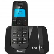 AEG Voxtel D550BT Telefone Sem Fios Preto