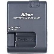 Battery Charger MH-25 for Nikon Coolpix Digital Camera EN-EL15 MH25 + Warranty