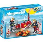 Joc PLAYMOBIL Operatiunea Pompierilor