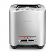 Breville BTA825BSS The Smart 2-Slice Toaster