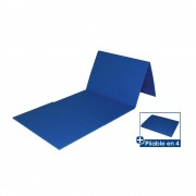 Tremblay saltea aerobic pliabila, albastra