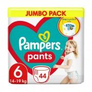 Pampers Pants bugyipelenka, XL 6, 15 kg+, 44 db