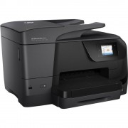 Multifunctional inkjet color HP Officejet Pro 8710 e-All-in-One, dimensiune A4 (Printare, Copiere, Scanare, Fax), viteza max 22ppm a/n, 18ppm color,