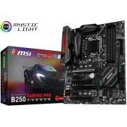 MSI Moderkort MSI Gaming B250 GAMING PRO CARBON Intel® 1151 ATX Intel® B250