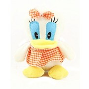 Tickles White Little Duck Stuffed Soft Plush Toy Love Girl 15 cm