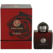 Amouage Lyric eau de parfum para mujer 50 ml