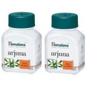 Himalya Arjuna (Pack of 2) - 60 tablets each