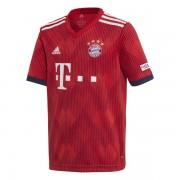 adidas 18/19 FC Bayern Home Jersey Junior - maglia calcio - bambino - Red