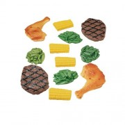 Chefs Choices - Pretend Food for Kids - 12 Piece Set