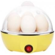 Bruzone Electric Egg Cooker Electric 7 Egg Poacher Steamer Cooker Boiler Fryer (Multicolor) Egg Cooker(Multicolor, 7 Eggs)