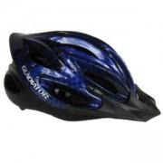 Каска за велосипеди AeroGo - M-L - Синя - SPARTAN, S30902b