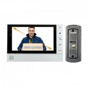 DPV 25 Vezetékes, színes video-kaputelefon szett