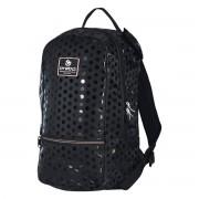 Brabo Fun Polka Backpack - zwart