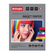 Hartie Foto Activejet, Glossy, A4, 200g, 20 coli
