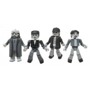 Diamond Select Toys Clerks Minimates 20th Anniversary B and W Box Set