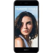"Telefon Mobil Huawei Nova 2, Procesor Octa-Core 2.36GHz/1.7GHz, LPTS IPS LCD Capacitive touchscreen 5"", 4GB RAM, 64GB Flash, Camera duala 12MP + 8MP, 4G, Wi-Fi, Dual Sim, Android (Negru)"