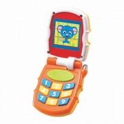 Telefon mobil bebe cu lumini si sunete