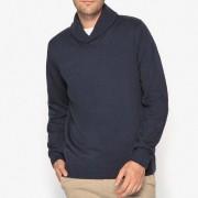 La Redoute Пуловер с шалевым воротником