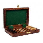Toys, games & accessories Toys Classic Handcrafted Wooden Chess Set Board Game Perfect Travel Access