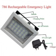 Dawn 16W Emergency Light 16 SMD Multicolour - Pack of 1