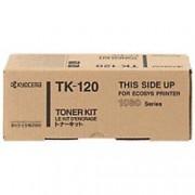 Kyocera TK-120 Original Toner Cartridge Black