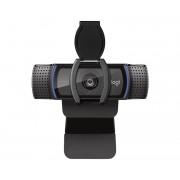 Logitech 960-001252 C920s HD PRO 1920 x 1080 pixels 30 fps 720p,1080p black Clip/Stand 1.5 m