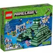 Конструктор ЛЕГО МАЙНКРАФТ - Океански монумент, LEGO Minecraft, 21136