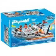 Строител ПЛЕЙМОБИЛ - моторна спасителна лодка, 5540 Playmobil, 291025