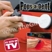 Pops-a-Dent - kit pentru indreptarea tablei
