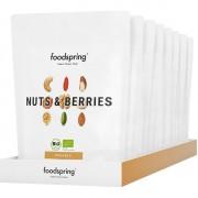 foodspring Noix et Baies en pack de 8