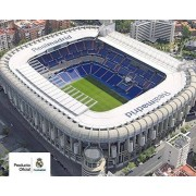 grupo erick Mini poster Stadio del Real Madrid