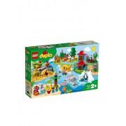 Lego Duplo - Tiere der Welt 10907