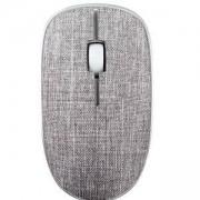 Безжична оптична мишка RAPOO 3510 Plus, сив, с покритие от плат, RAPOO-17514