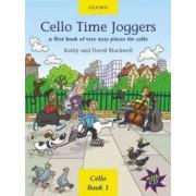 Oxford University Press Cello Time Joggers + CD